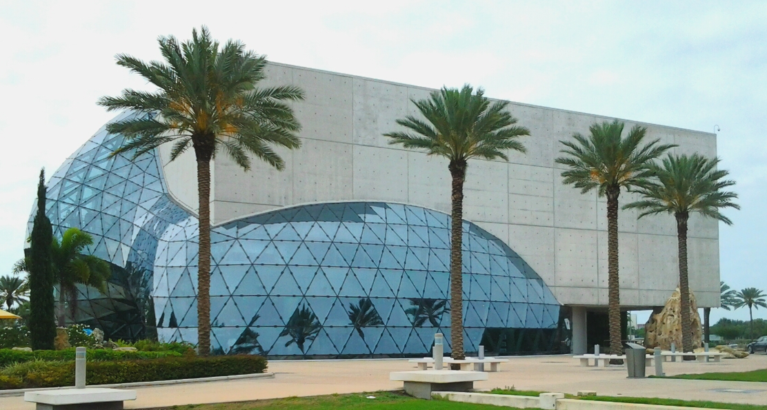 The Dali museum in downtown St. Pete offers an unparalleled collection of the famous Spanish artist's work in America. Special exhibits throughout the year, .