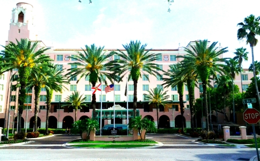 The Vinoy Hotel St. Pete